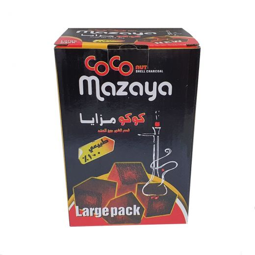 Coco Mazaya Charcoal 1 KG