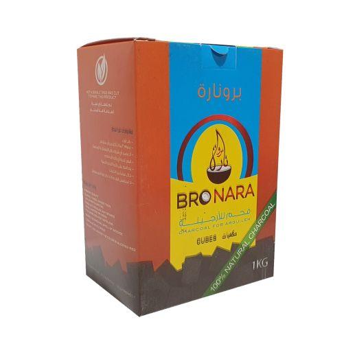 BroNara Charcoal 1KG