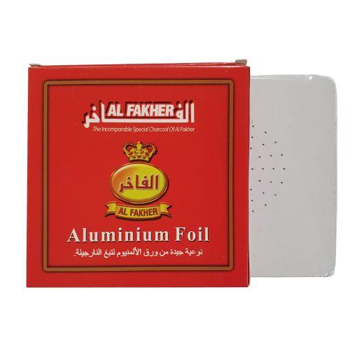 Al Fakher Shisha Foil with Holes - 50 pieces