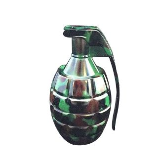 New Dark Fashion Style Grenade Grinder