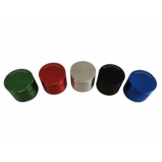 4 Level Sharpstone grinder 50mm width: 5 colours