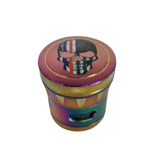 4 Level Grinder in 5 styles: 43mm Diameter