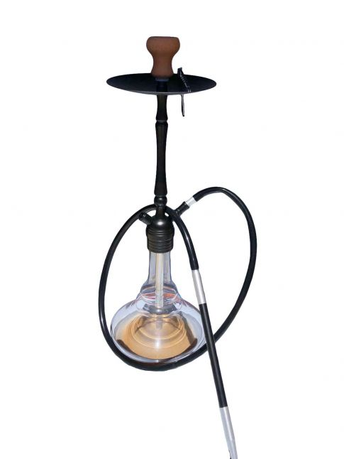 German  Design Blue And Gold Hookah Approx. 40CM