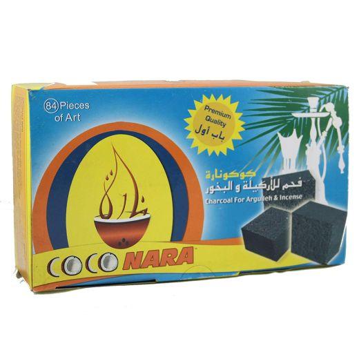Coconara coal 84 pieces