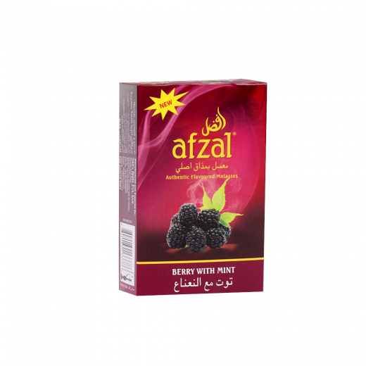 Afzal Berry with Mint