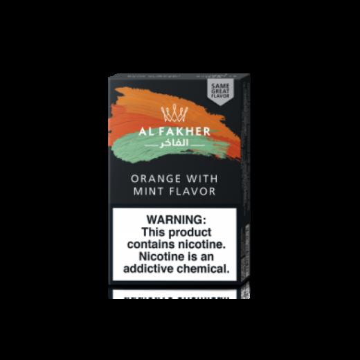 Al Fakher Orange with Mint