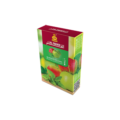 Al Fakher Two Apples with Mint