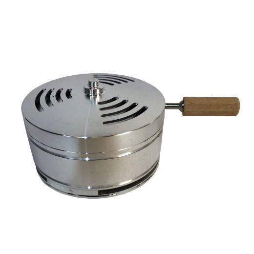 Aluminum Alloy Charcoal Holder