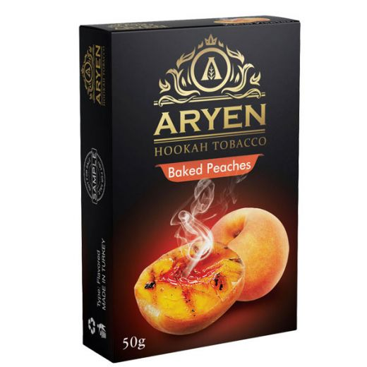 Aryen Baked Peaches