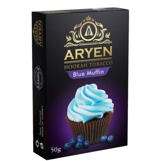 Aryen Blue Muffin