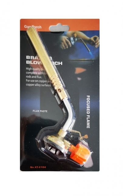 Brass Torch without Gas Tank