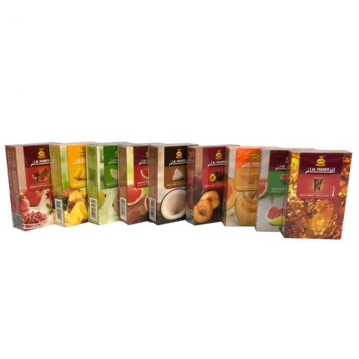 Dated Al Fakher Flavours