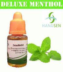 Hangsen E Liquid 10 ml  -Deluxe Menthol 0MG