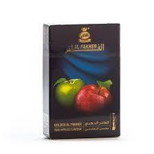 Al-Fakher  Golden Eskandarani Apple Edition 50g - Premium Shisha
