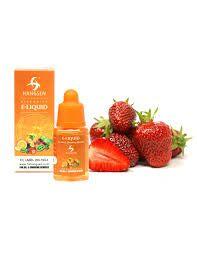 Hangsen E Liquid 10 ml  -Strawberry 0MG